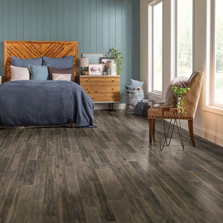 Hardwood Floors Installation And Contractors Kitchen
