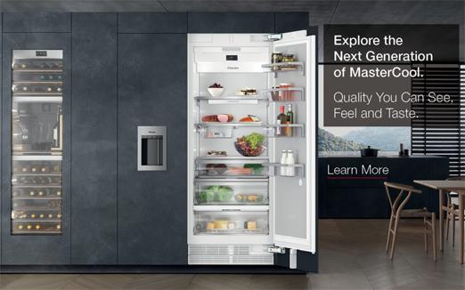 Featured MasterCool refrigerator
