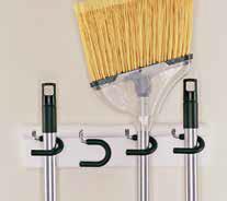 4 Stick Broomstick Organizer