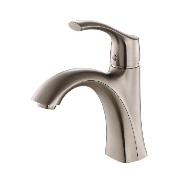 A-6550-BN Single Handle Faucet