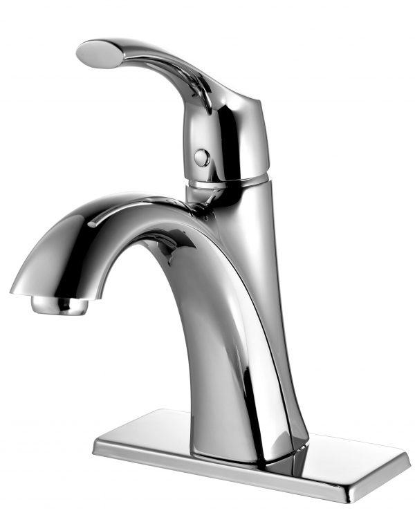 A-6550-C Single Handle Lavatory Faucet