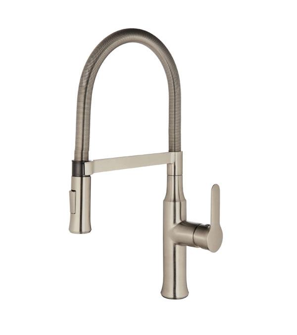 A-730-BN Single Handle Professional Faucet