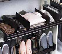 Adjustable Shelf Dividers