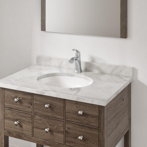 Allora USA Faucets Bathroom Model