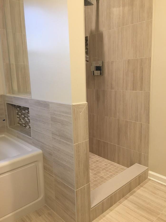 shower room installation fairfax