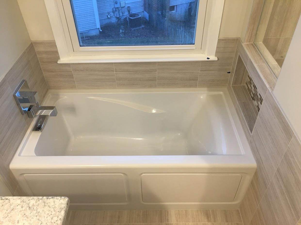 bath tub installation fairfax