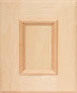 Vista Bridgemill door style