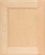 Vista Chestermere door style