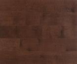 Chocolate Brown - Hard Marple Mercier hardwood floor