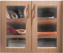 Clear Lami closet