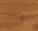 Gunstock - Red Oak Mercier hardwood floor