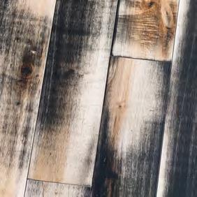 Hard Maple SoHo Black Homer Wood Tile