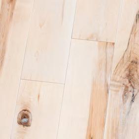 Hard Maple SoHo White Homer Wood Tile
