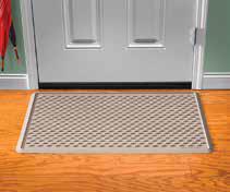Indoor or Outdoor Floor Mat