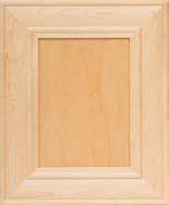 Vista Shadowood door style