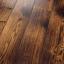 White Oak Sandstone Smoked Cinnamon Homer Wood Tile