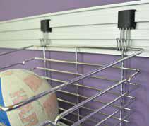 Wire Basket Hook