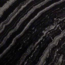 agatha black counter top tile