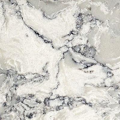 allure semi quartz counter top tile
