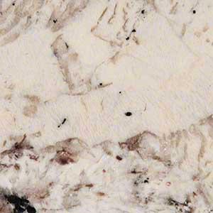 alps white counter top tile