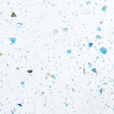 aura semi quartz counter top tile