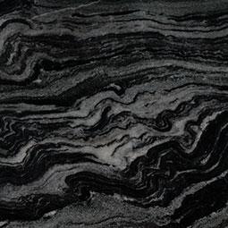fantasy black counter top tile