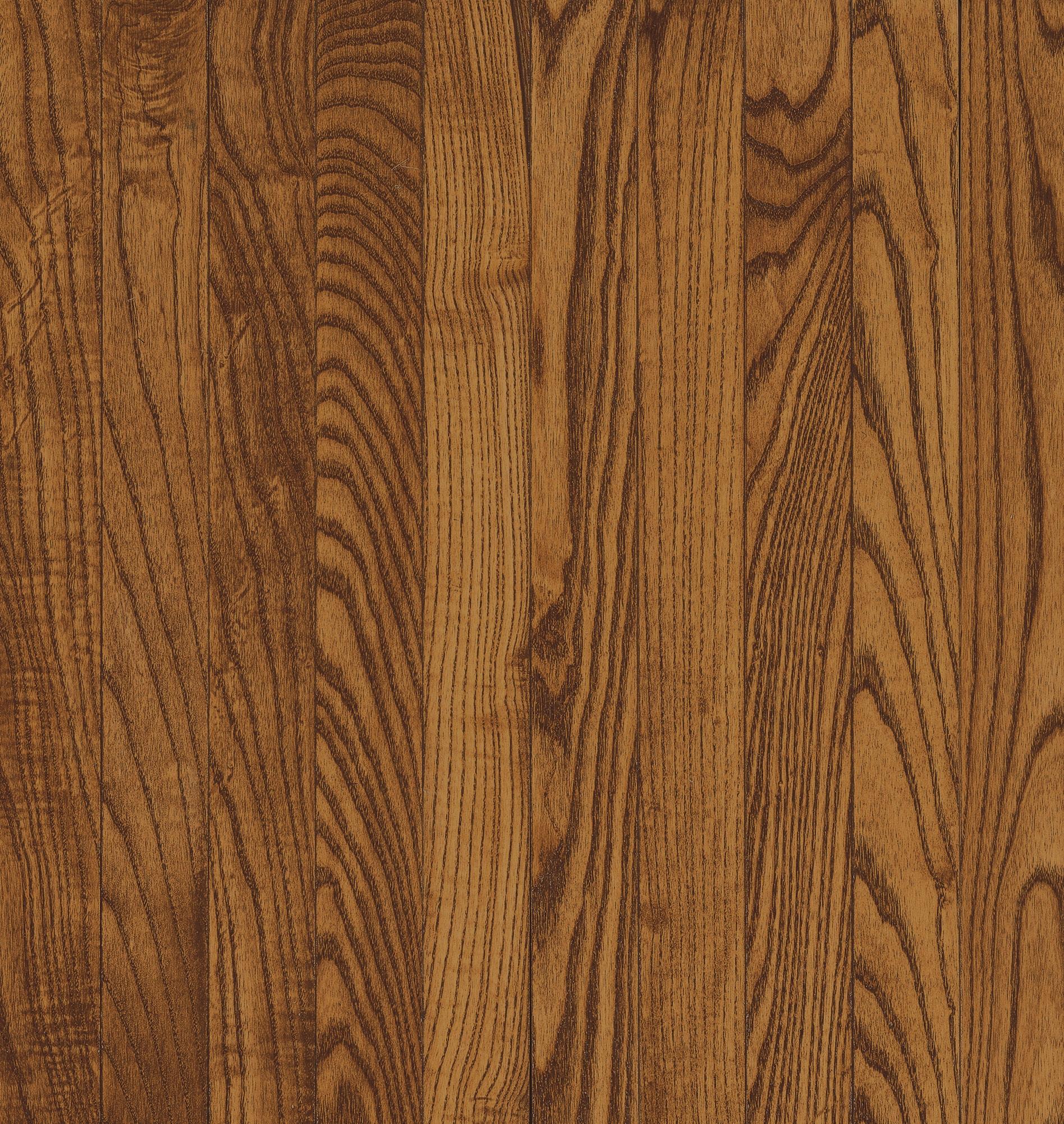 Fawn hardwood floor