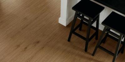 Classic kitchen hardwood flooring