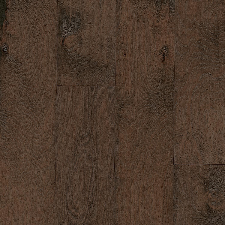 Steeple spice hardwood floor