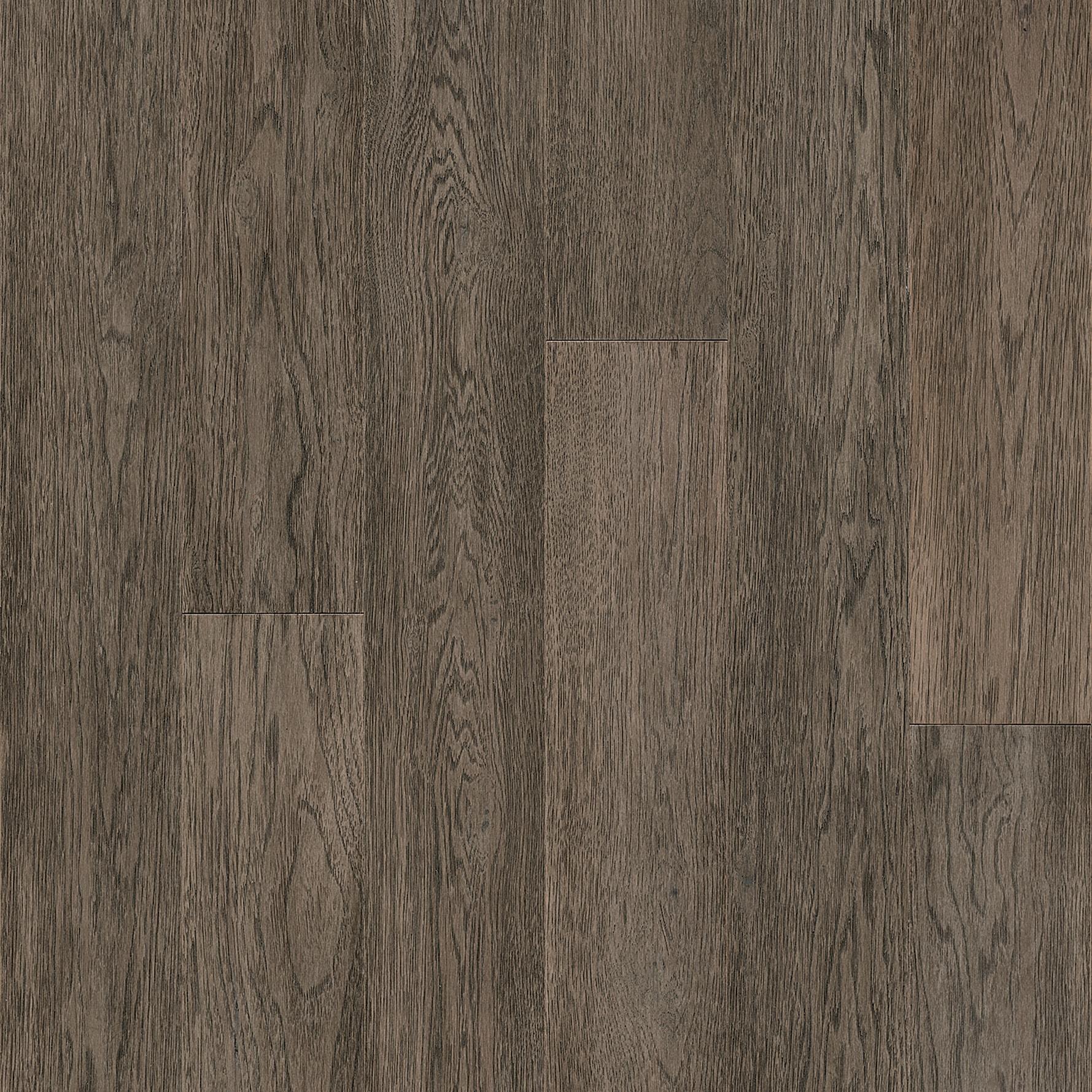 Taupe hardwood floor