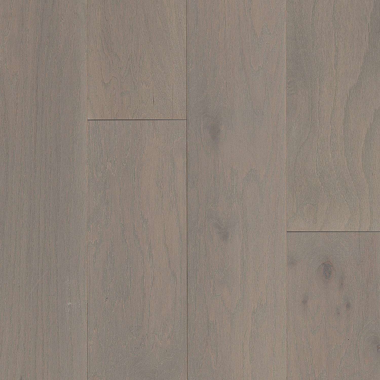 Weathered steel hardwood floor