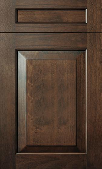 Alder Cognac St. Martin Cabinet