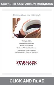 Starmark Cabinetry comparison workbook