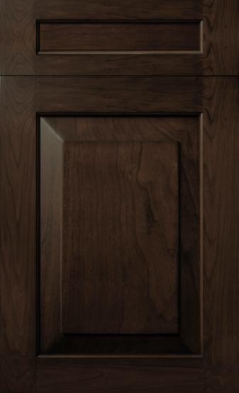 Cherry Black Walnut St. Martin Cabinet