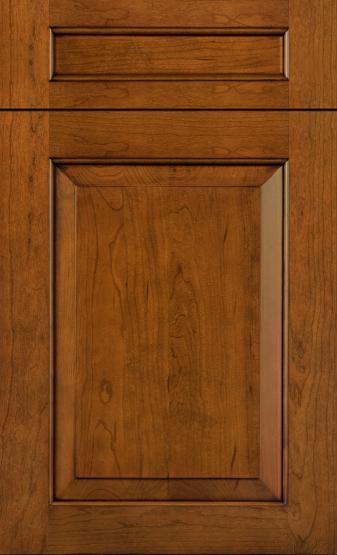 Cherry Golden Honey St. Martin Cabinet