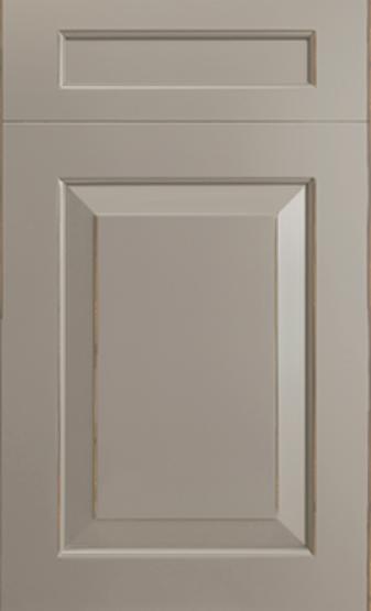 Gray Stone St. Martin Cabinet
