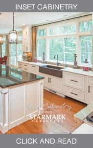 Starmark inset kitchen cabinet