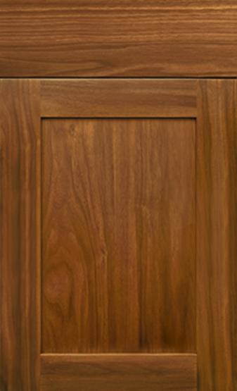 Natural Walnut St. Martin Cabinet