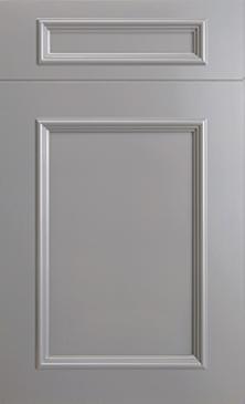 Ridgewood Light Grey St. Martin Cabinet
