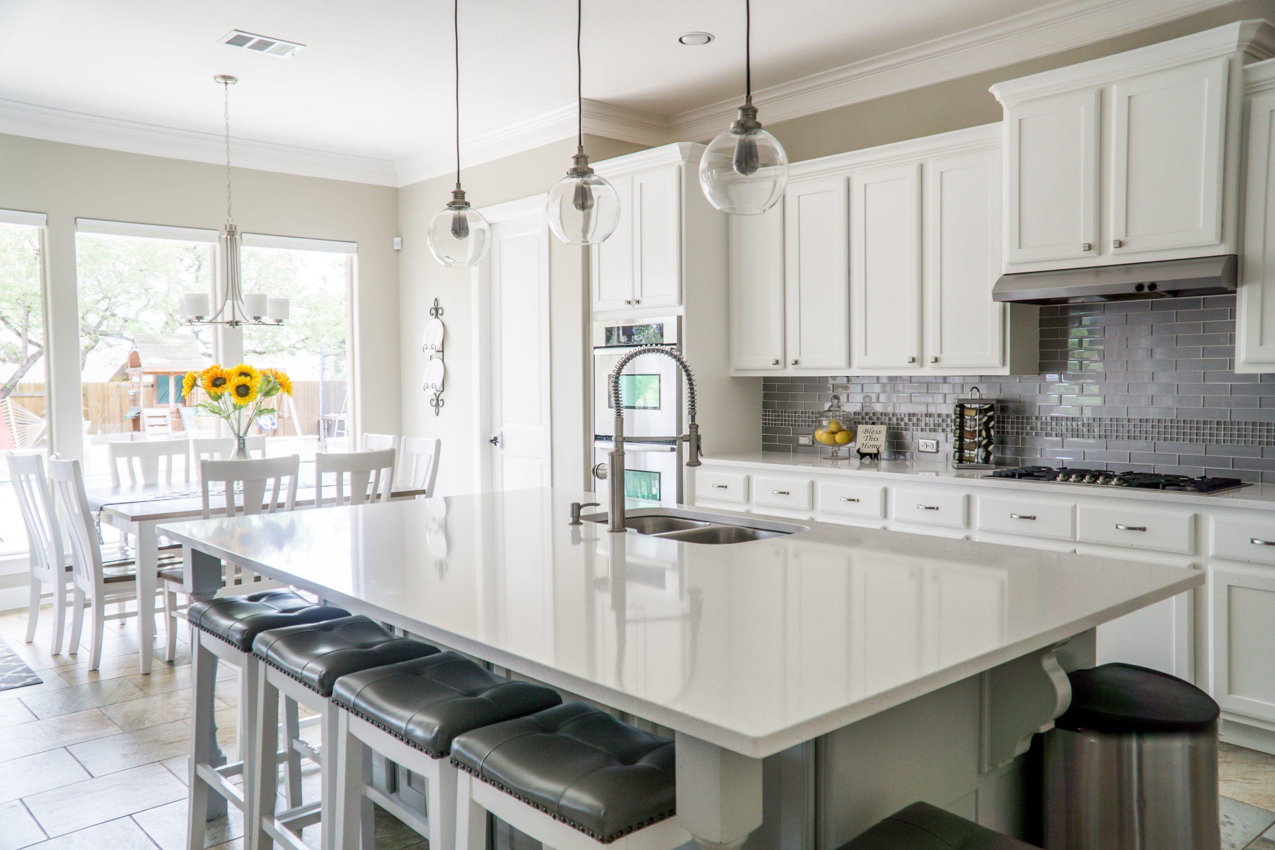 Open Kitchen Concept